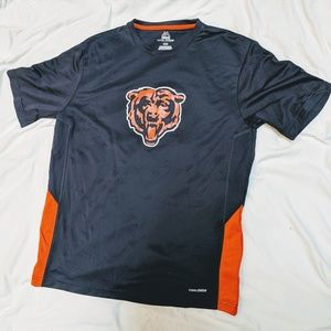 Majestic Coolbase Chicago Bears Athletic Shirt